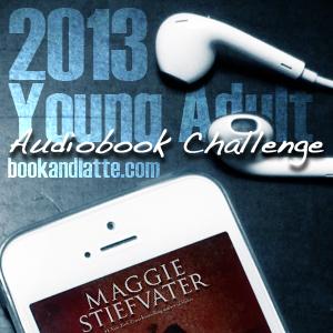 2013 YA Audiobook Challenge