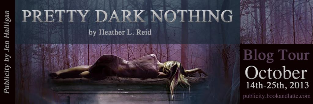 Pretty Dark Nothing Blog Tour