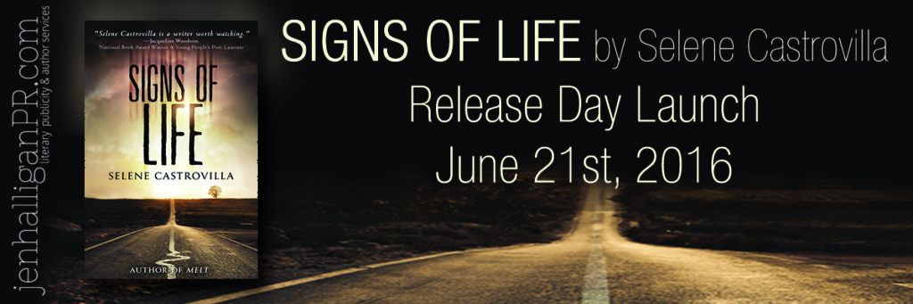 Signs of Life Release Launch | JenHalliganPR.com